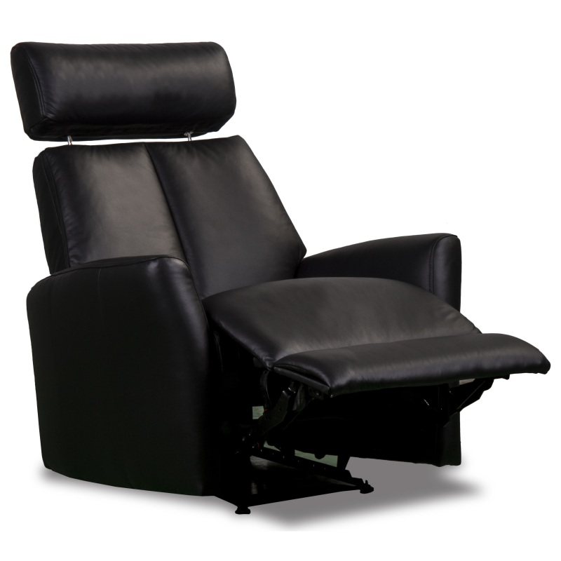 Leather Media Room Chairs Ht 603 Recliners Devlin