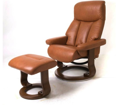 Bella Swivel Recliner