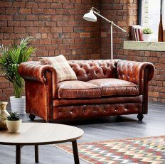 Lounges Recliner Sofa Corner Chesterfield