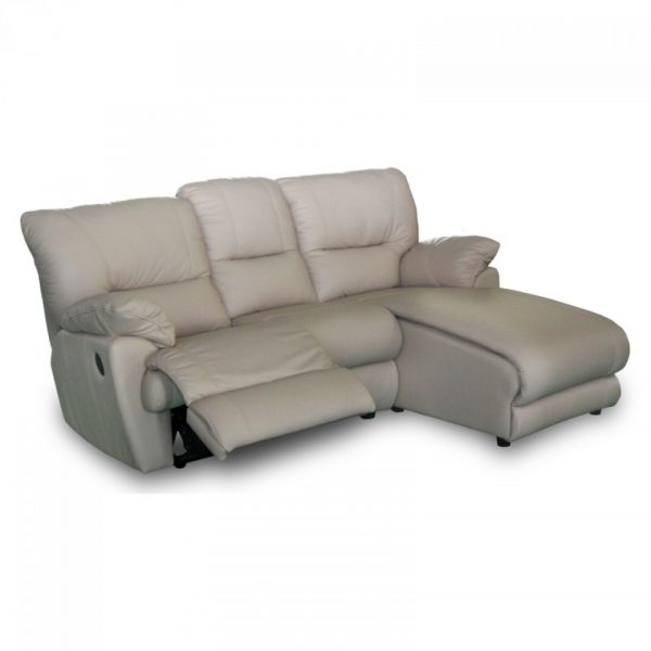 Leather lounge furnstar brisbane devlin lounges for Chaise lounge brisbane