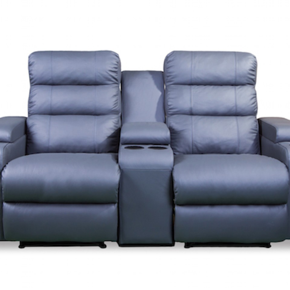 Nova 2 Seater Home Theatre Front