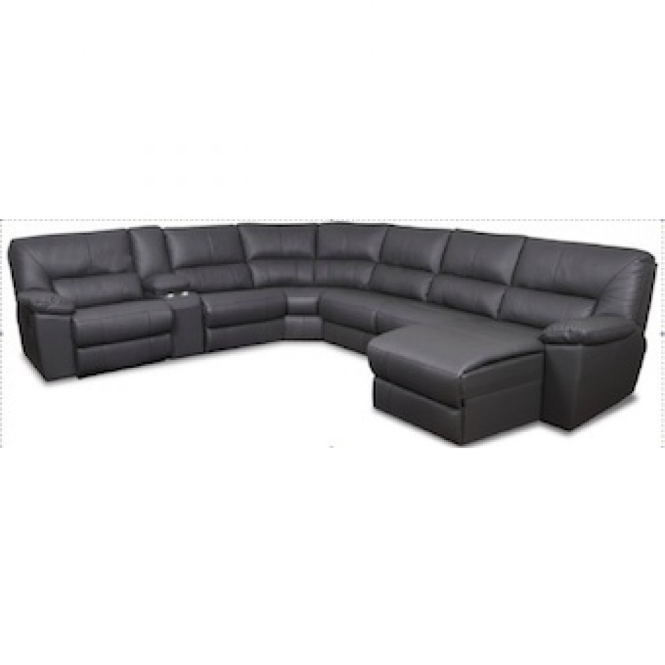 Corner recliner lounge r3135 brisbane devlin lounges for Beds r us toowoomba