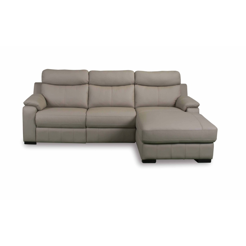 Electric recliner and chaise s8226 brisbane devlin for Chaise and recliner