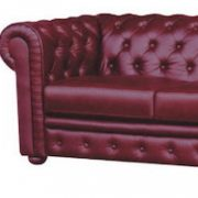 Sheffield Chesterfield Leather Lounge