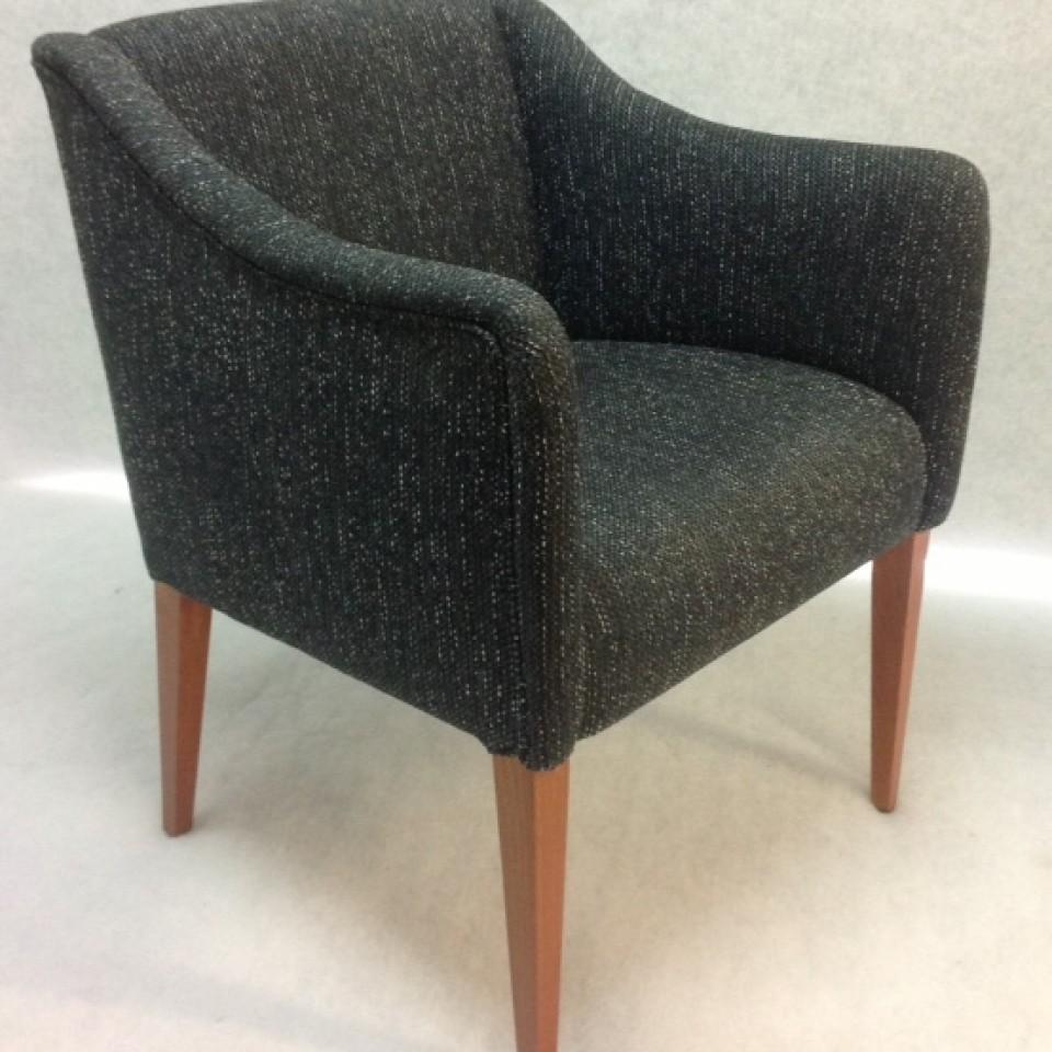 Fabric Club Chairs