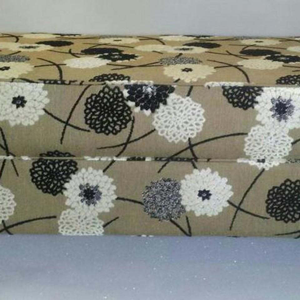 Wazza Pillow Top Ottoman