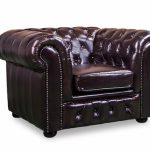 Winchester 1 seater Chesterfield Sofa