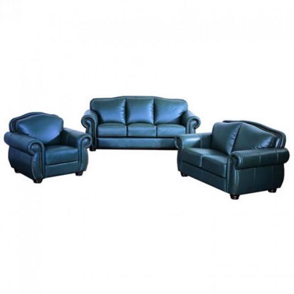 Athena Leather Sofa