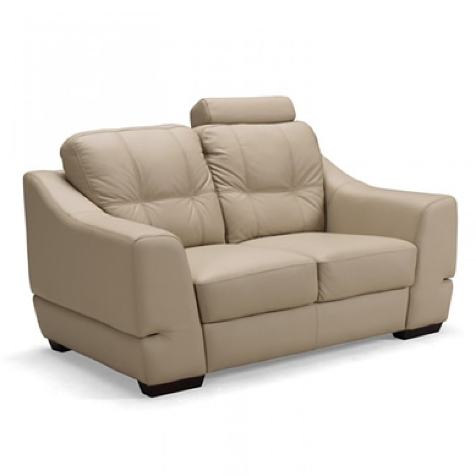 Leather Lounge Benz 2 Seater Brisbane Devlin Lounges