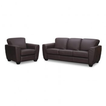 Martina Leather Lounge
