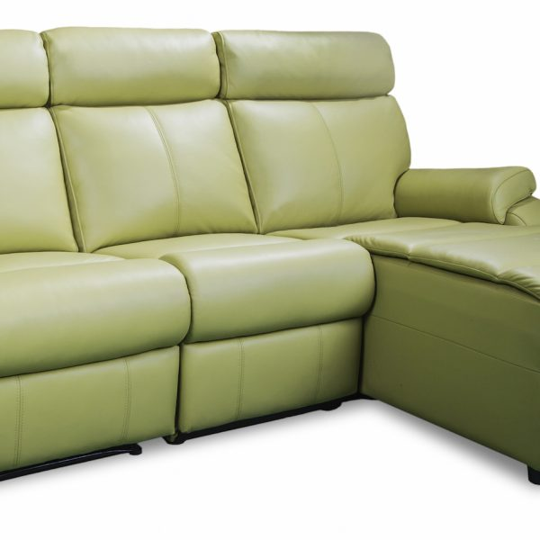 Couch With Chaise and Recliner 3178 Brisbane