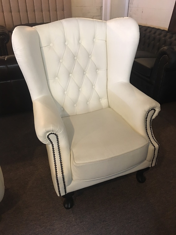 White Wing Chair Clearance Sherwood Brisbane Sydney