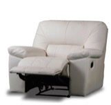 R3135 recliner in cappuccino leather