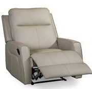 R3196 Hazman recliner chair in Coffee leather
