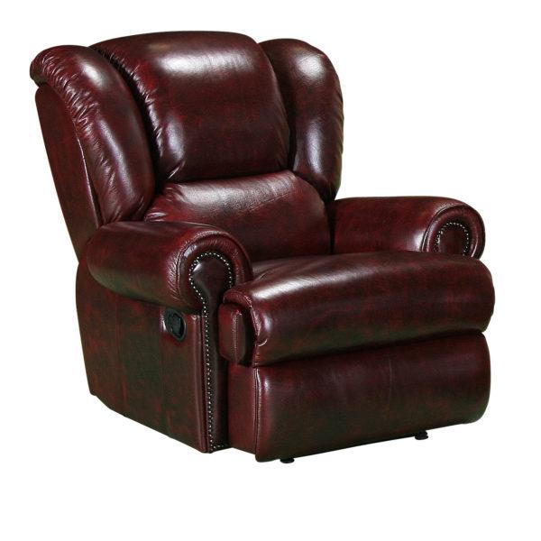 Beau Rwanda Chesterfield Recliner Chair