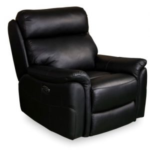 Horizon 3 nmotor lift recliner with adjustable headrest and lumbar support