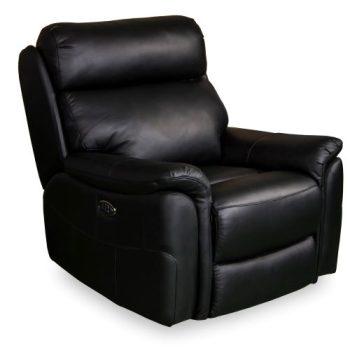 Horizon 3 nmotor lift recliner with adjustable headrest and lumbar support
